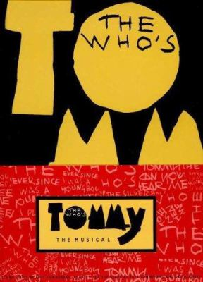 Cover image for The Who's Tommy : the musical