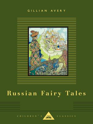 Cover image for Russian fairy tales