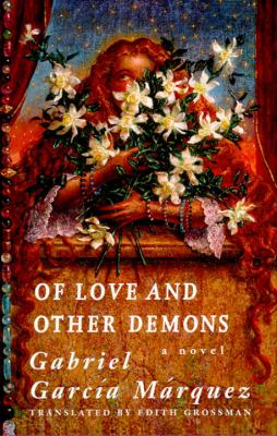Cover image for Of love and other demons
