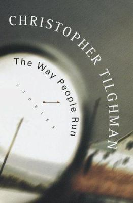 Cover image for The way people run : stories