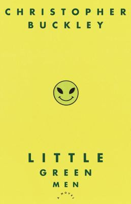 Cover image for Little green men