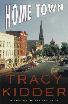 Cover image for Home town
