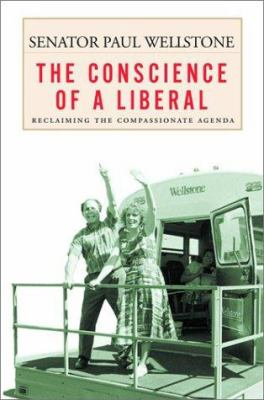 Cover image for The conscience of a liberal : reclaiming the compassionate agenda
