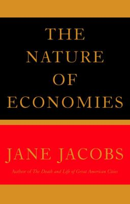 Cover image for The nature of economies