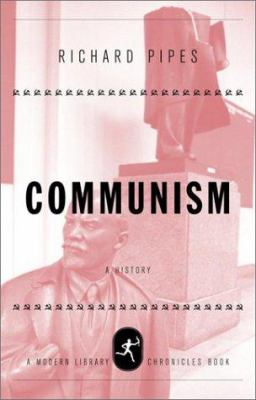 Cover image for Communism : a history