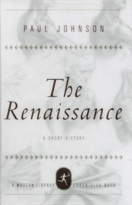 Cover image for The Renaissance : a short history