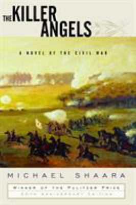Cover image for The killer angels : a novel of the Civil War