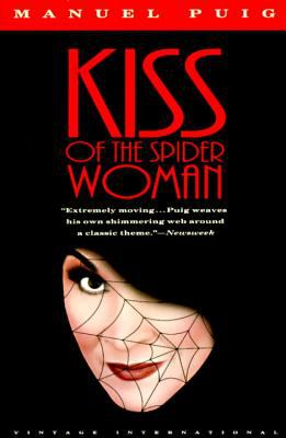 Cover image for Kiss of the spider woman