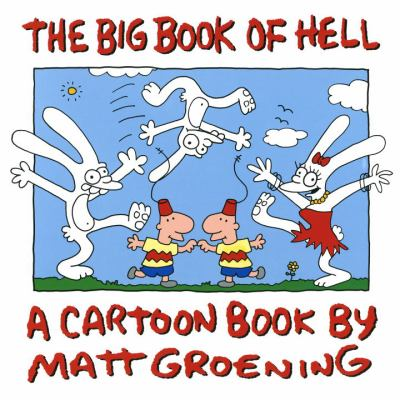 Cover image for The big book of Hell : a cartoon book