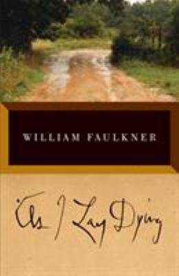 Cover image for As I lay dying : the corrected text