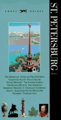 Cover image for St. Petersburg.