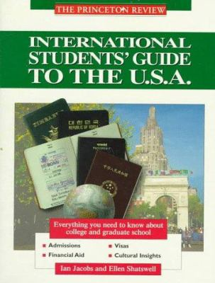 Cover image for The Princeton Review international student's guide to the United States