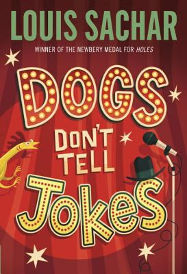 Cover image for Dogs don't tell jokes