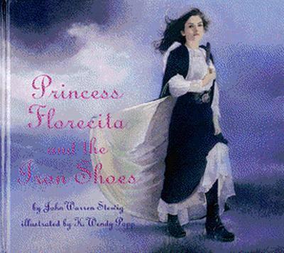 Cover image for Princess Florecita and the iron shoes