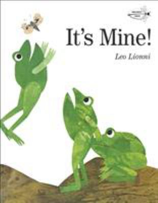 Cover image for It's mine!