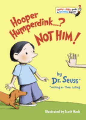 Cover image for Hooper Humperdink--? Not him!