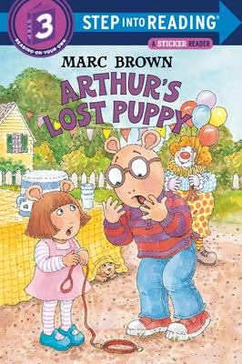 Cover image for Arthur's lost puppy