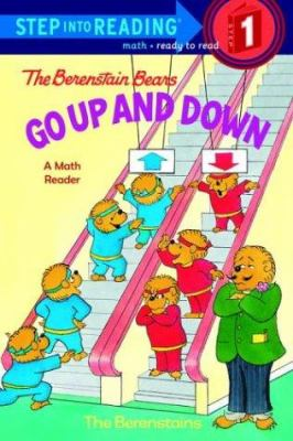 Cover image for The Berenstain Bears go up and down