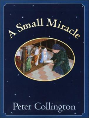Cover image for A small miracle