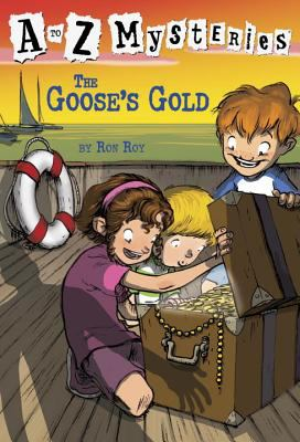 Cover image for The goose's gold : an A to Z mystery