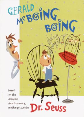 Cover image for Gerald McBoing Boing : based on the Academy Award-winning motion picture