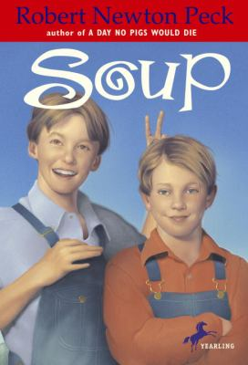 Cover image for Soup