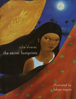 Cover image for The secret footprints