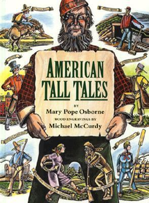 Cover image for American tall tales