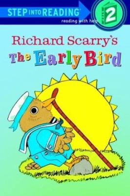 Cover image for Richard Scarry's The early bird