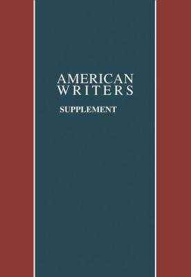 Cover image for American writers : a collection of literary biographies. Supplement V, Russell Banks to Charles Wright