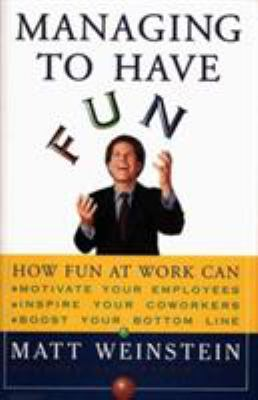Cover image for Managing to have fun