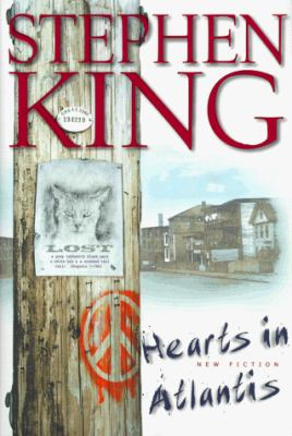 Cover image for Hearts in Atlantis