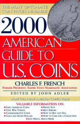 Cover image for 2000 American guide to U.S. coins