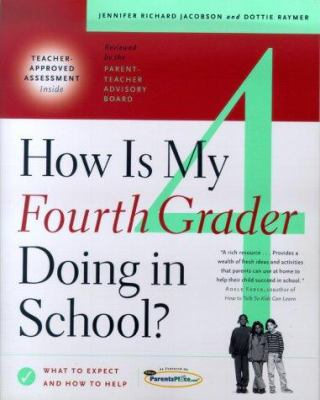 Cover image for How is my fourth grader doing in school? : what to expect and how to help