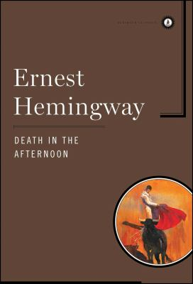 Cover image for Death in the afternoon