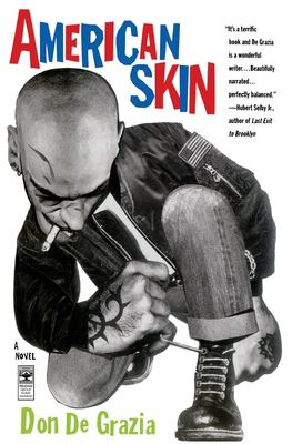 Cover image for American skin