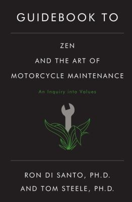 Cover image for Guidebook to Zen and the art of motorcycle maintenance