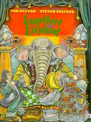 Cover image for Engelbert the elephant