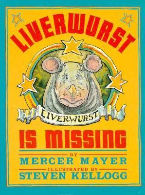 Cover image for Liverwurst is missing
