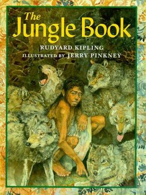 Cover image for The jungle book : the Mowgli stories