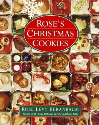 Cover image for Rose's Christmas cookies