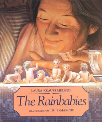 Cover image for The rainbabies