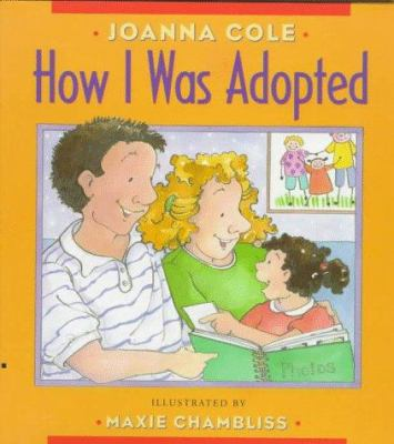 Cover image for How I was adopted : Samantha's story
