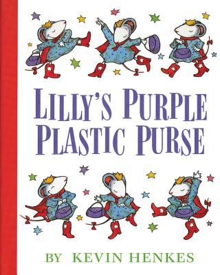 Cover image for Lilly's purple plastic purse