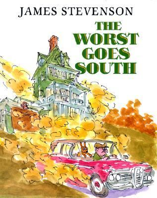 Cover image for The worst goes South