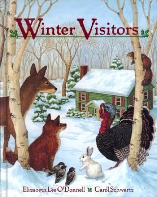 Cover image for Winter visitors