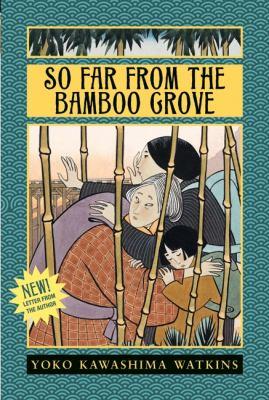 Cover image for So far from the Bamboo Grove / by Yoko Kawashima Watkins.