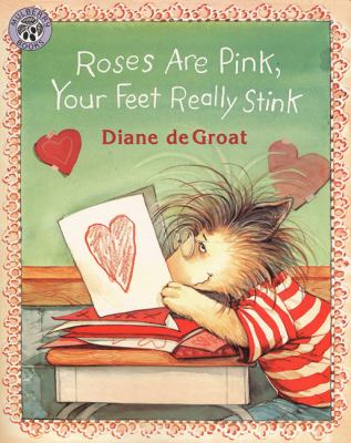 Cover image for Roses are pink, your feet really stink