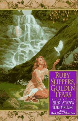 Cover image for Ruby slippers, golden tears