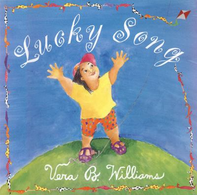 Cover image for Lucky song